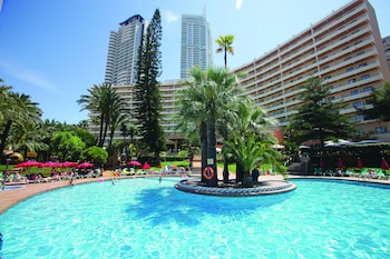 Picture of Hotel Palm Beach - Includes Tickets to Mundomar & Aqualandia Parks in Benidorm
