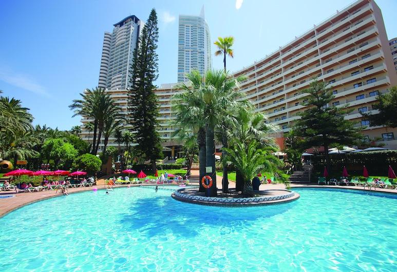 Hotel Palm Beach - Includes Tickets to Mundomar & Aqualandia Parks, Benidorm