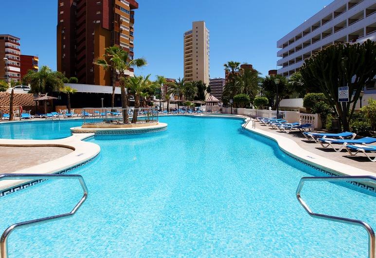 Poseidon Resort, Benidorm, Alberca