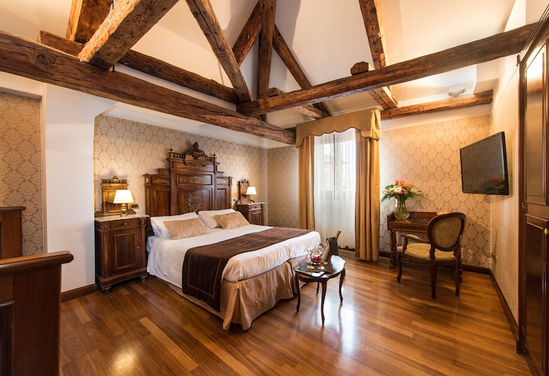 Palazzo Bembo - Exclusive Accommodation, Venedig, Junior-suite, Værelse