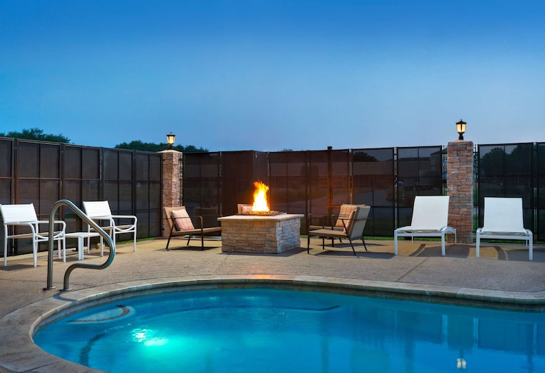 Country Inn & Suites by Radisson, Houston Northwest, TX, Houston, Grill-/picnicområde