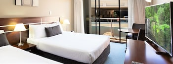 Foto van Riverside Hotel Southbank in South Brisbane