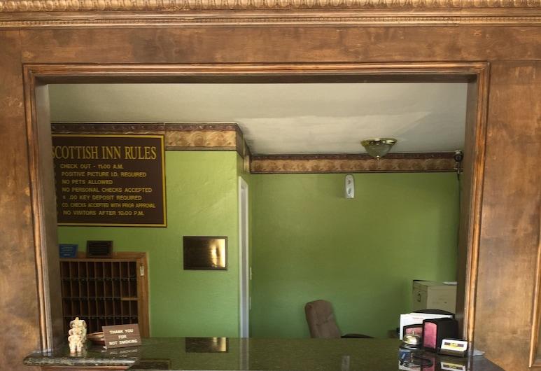 Scottish Inns, Tupelo, Recepcja