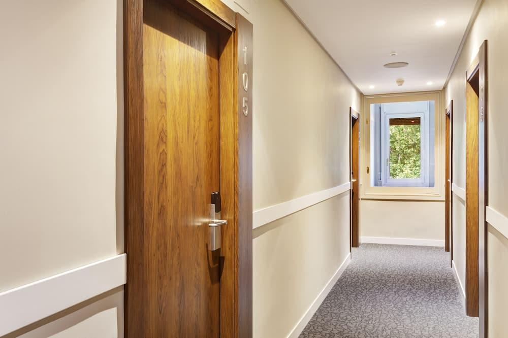 Dobbeltværelse (Extra bed - 3 adults) - Opholdsområde
