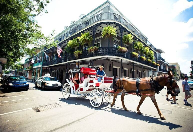 Hotel Royal, New Orleans