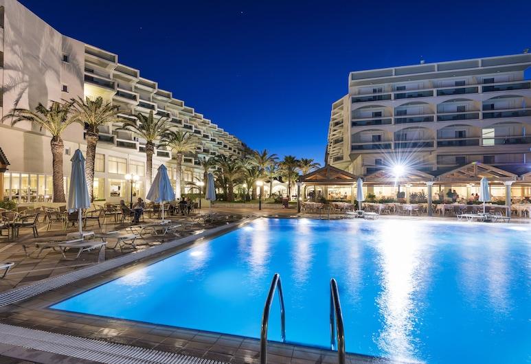 Apollo Beach, Rhodes, Pokoj