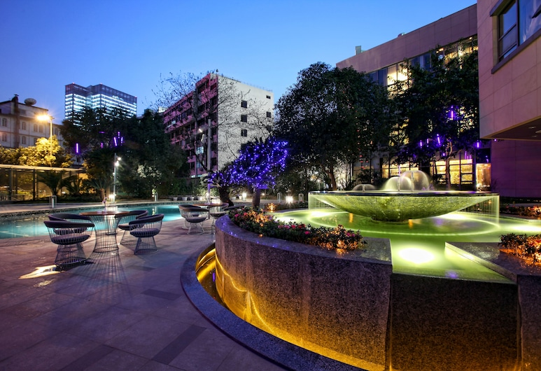 Minshan Hotel - Chengdu, Chengdu, Pemandangan dari Hotel