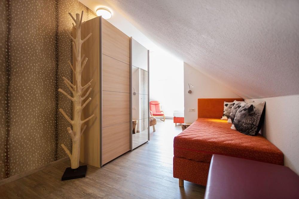 Premium Deluxe Room - Living Area