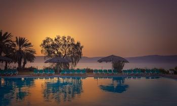 תמונה של מלון קיבוץ עין גדי במועצה אזורית תמר