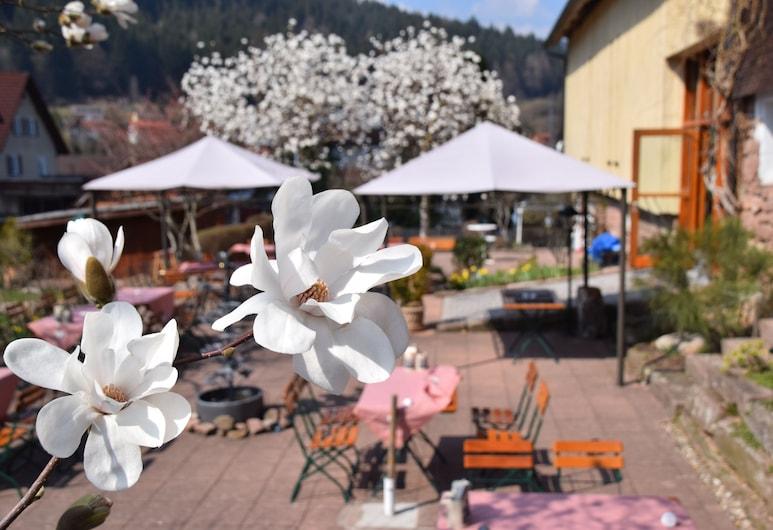 Gutshof Hotel Waldknechtshof, Baiersbronn, Terasa