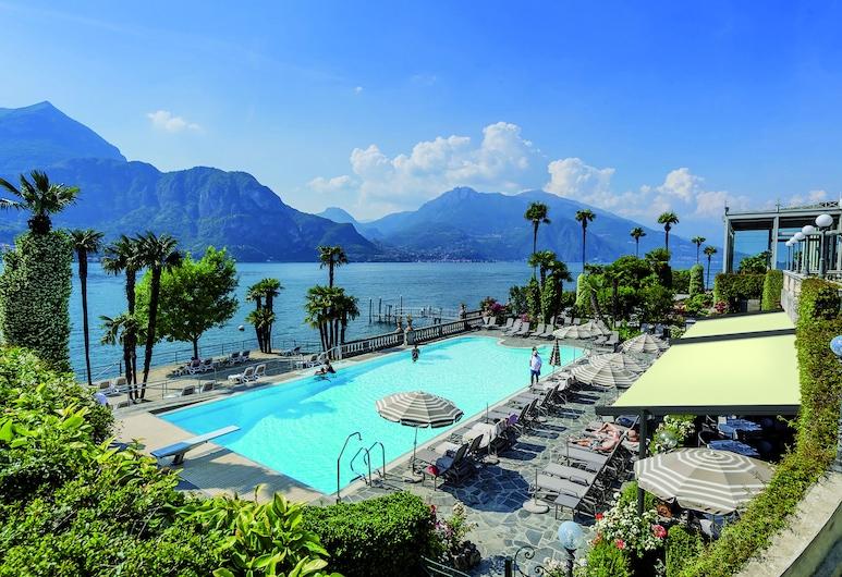 賽爾貝羅尼別墅大酒店, 貝拉吉歐, 頂樓游泳池