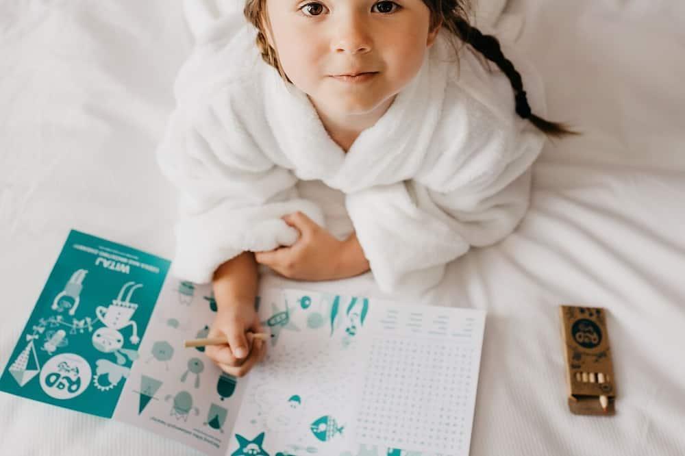 Vaikų teminis kambarys