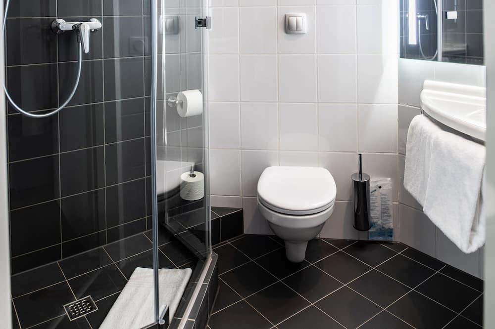 ห้องพัก, เตียงใหญ่ 1 เตียง (Our Room you deserve relaxing stay) - ห้องน้ำ