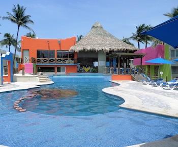 Selline näeb välja Hotel Suites Mediterraneo, Boca del Rio
