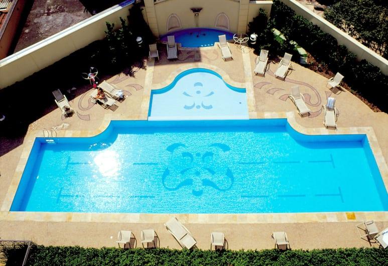 Quality Suites Vila Olimpia, San Paulas, Lauko baseinas