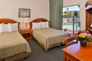 Nuotrauka: Americas Best Value Inn Loma Lodge, San Diegas