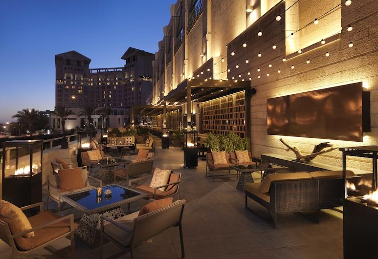 Four Seasons Hotel Amman, Amman, Terrasse/Patio