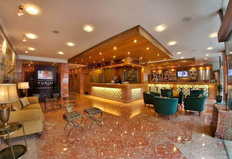 TURIM Lisboa Hotel, Λισσαβώνα, Χώρος αναμονής
