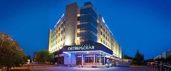 Picture of Hotel Oktyabrskaya in Krasnoyarsk