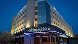 Choose This Mid-Range Hotel in Krasnoyarsk