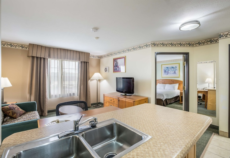 Americas Best Value Inn & Suites Three Rivers, Three Rivers, Guest Room