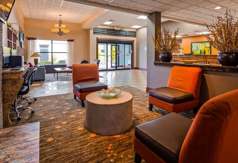 Best Western Plus Hotel & Suites Airport South, College Park, Lobby