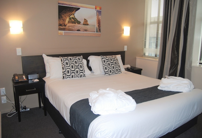 Grand Central Hotel, New Plymouth, Chambre Double Exécutive, Chambre