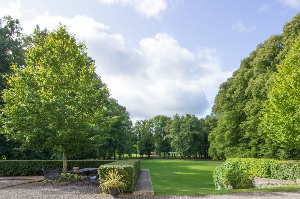 Quarto Twin Standard - Vista para o Jardim