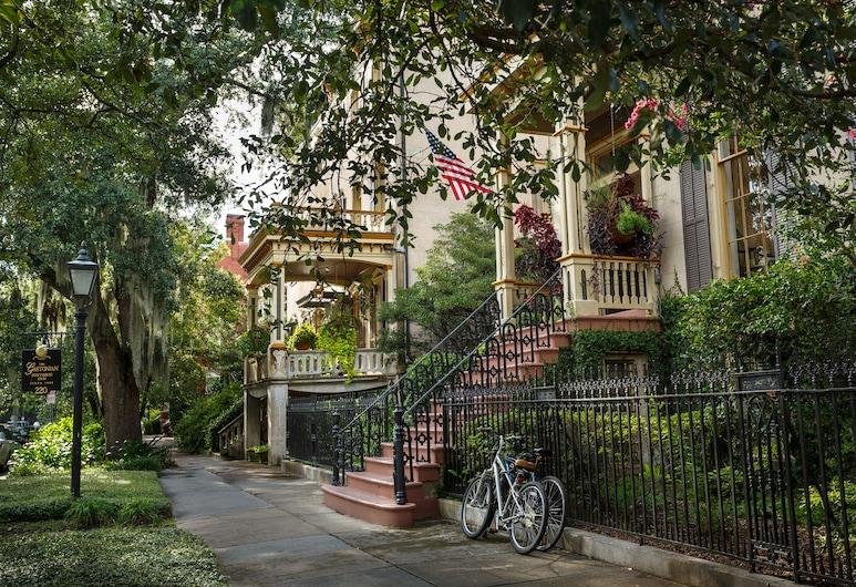 The Gastonian, Historic Inns of Savannah Collection, Savannah, Hotel Front