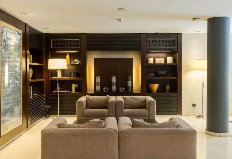 Hotel Vilamari, Barcelona, Lobby Sitting Area