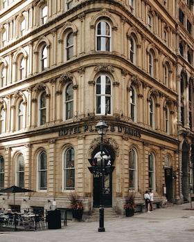 A(z) Hotel Place d'Armes hotel fényképe itt: Montreal