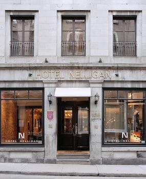 A(z) Hotel Nelligan hotel fényképe itt: Montreal
