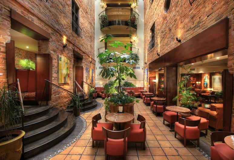 Hotel Nelligan, Montreal, Hotel Lounge
