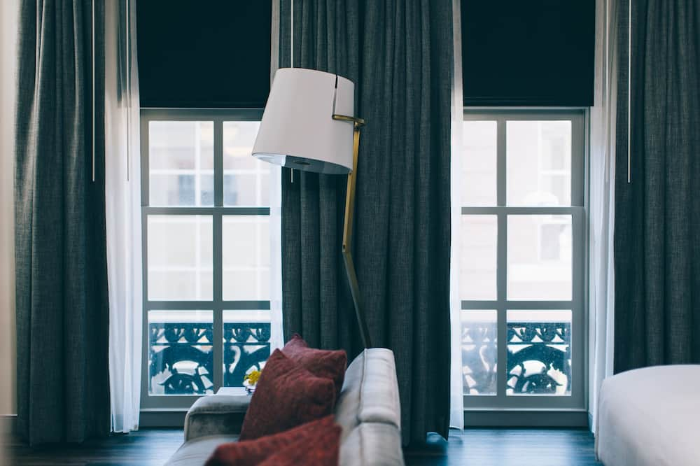 Suite Eksekutif, 1 Tempat Tidur King - Area Keluarga
