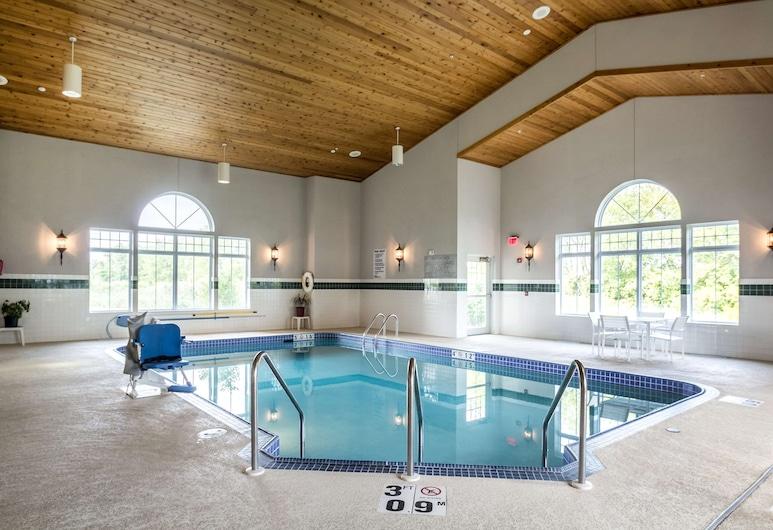 Country Inn & Suites by Radisson, Fond du Lac, WI, Fond du Lac, Kapalı Yüzme Havuzu