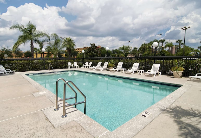 Hampton Inn & Suites Orlando International Drive North, FL, Orlando, Piscina