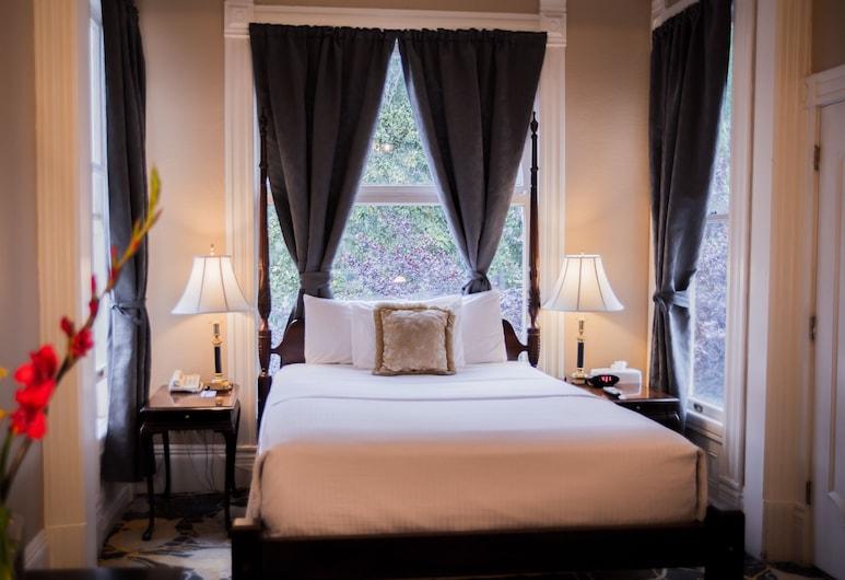 The Sterling Hotel, Sacramento, Rum - 1 queensize-säng, Gästrum