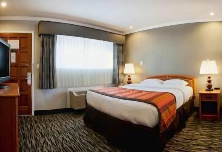 Hotel Parmani, Palo Alto, Room, 1 Queen Bed, Accessible (Roll-In Shower), Guest Room