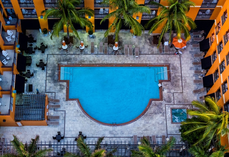 Residence Inn by Marriott Delray Beach, Delray Beach, Sundlaug