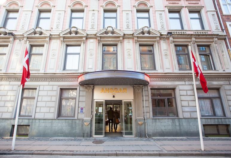 Hotel Ansgar, Copenhagen, Hotel Front