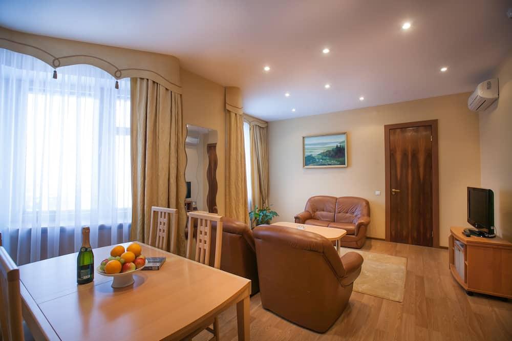 Suite Premier - Sala de Estar