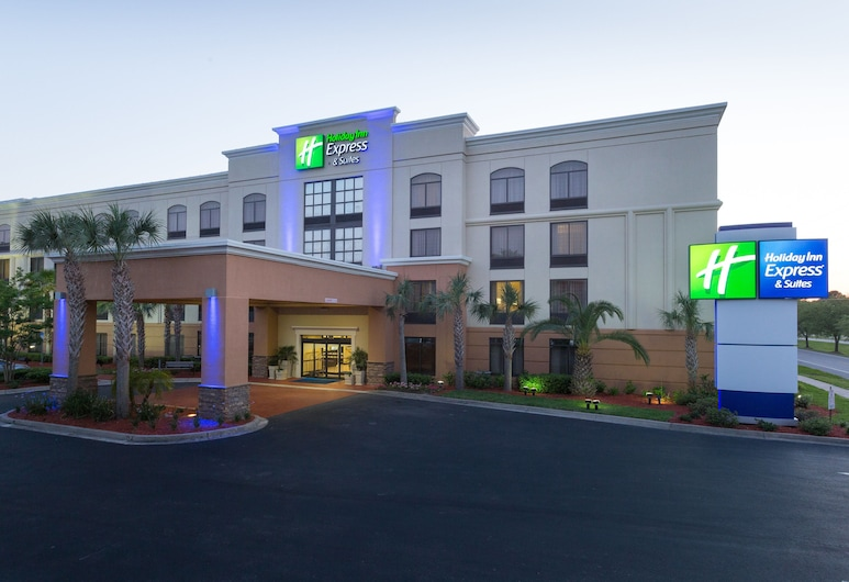 Holiday Inn Express & Suites Jacksonville Airport, Jacksonville, Außenbereich