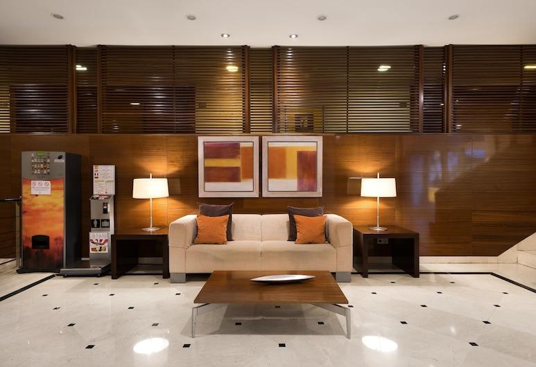 NH Marbella, Marbella, Sitteområde i lobbyen