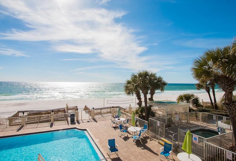 Beachside Resort Panama City Beach, Panama City Beach, Doppia Deluxe, 2 letti queen, accessibile ai disabili, vista spiaggia, Balcone