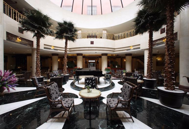 チェンメン ジャンクオ ホテル (北京前門建國飯店), 北京, ロビー応接スペース