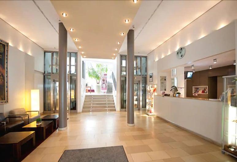 Mercure Hotel Aachen am Dom, Aken, Receptie