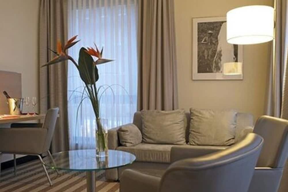 Privilege, Habitación, 1 cama doble con sofá cama - Sala de estar