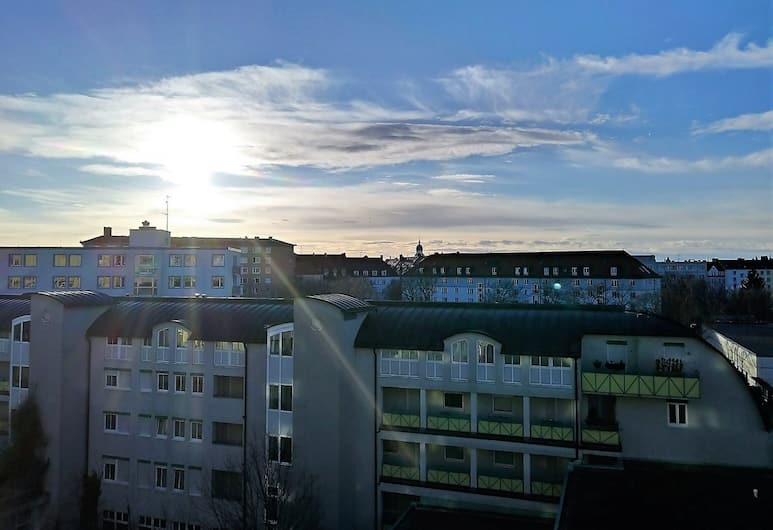 Hotel Vitalis by AMEDIA, Munich, Standard Single Room, View from Hotel