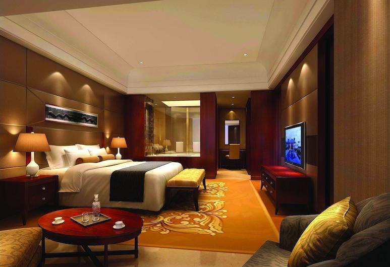 Empark Grand Hotel Zhongguancun, Peking, Dvokrevetna soba za jednu osobu, Pogled iz sobe za goste