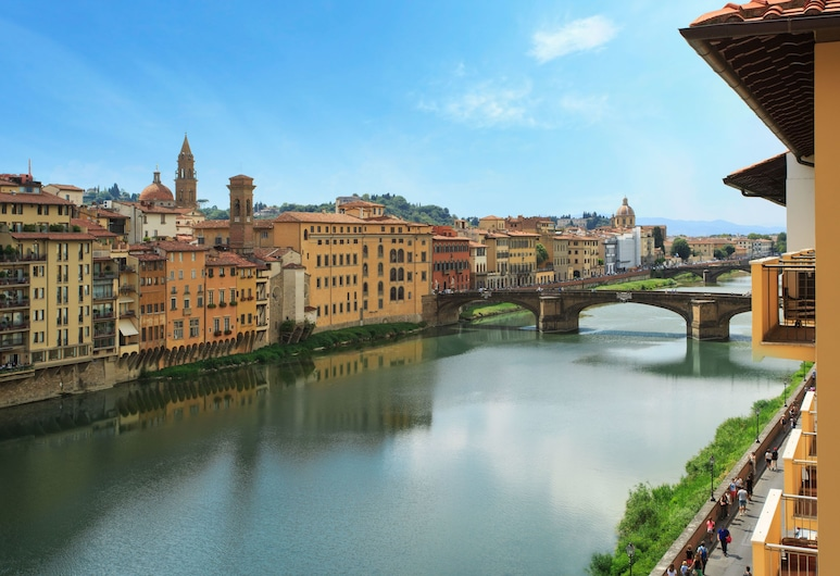 Continentale - Lungarno Collection, Florence, Junior Suite, River View, Guest Room View